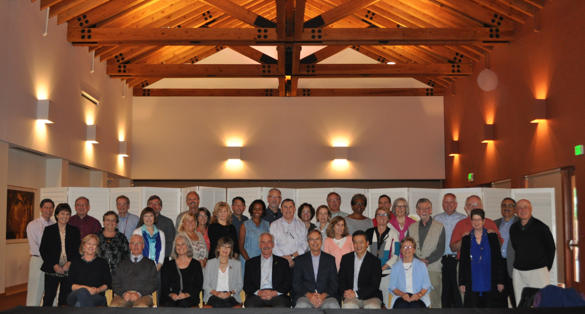 Project Redwood Partners at the October 2015 Annual Meeting